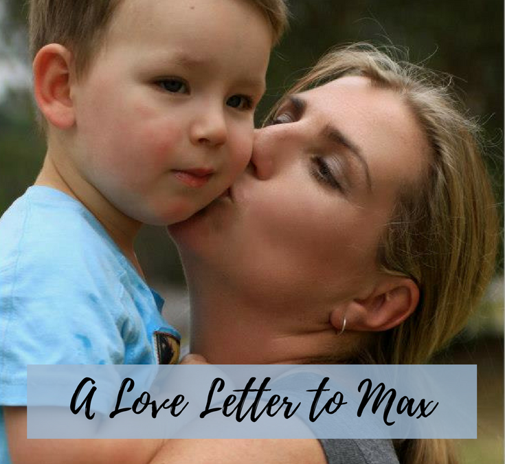 A Love Letter to Max