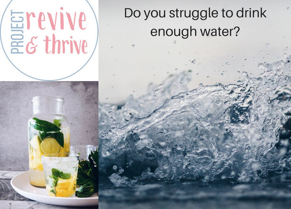 Struggle to Drink Enough Water?